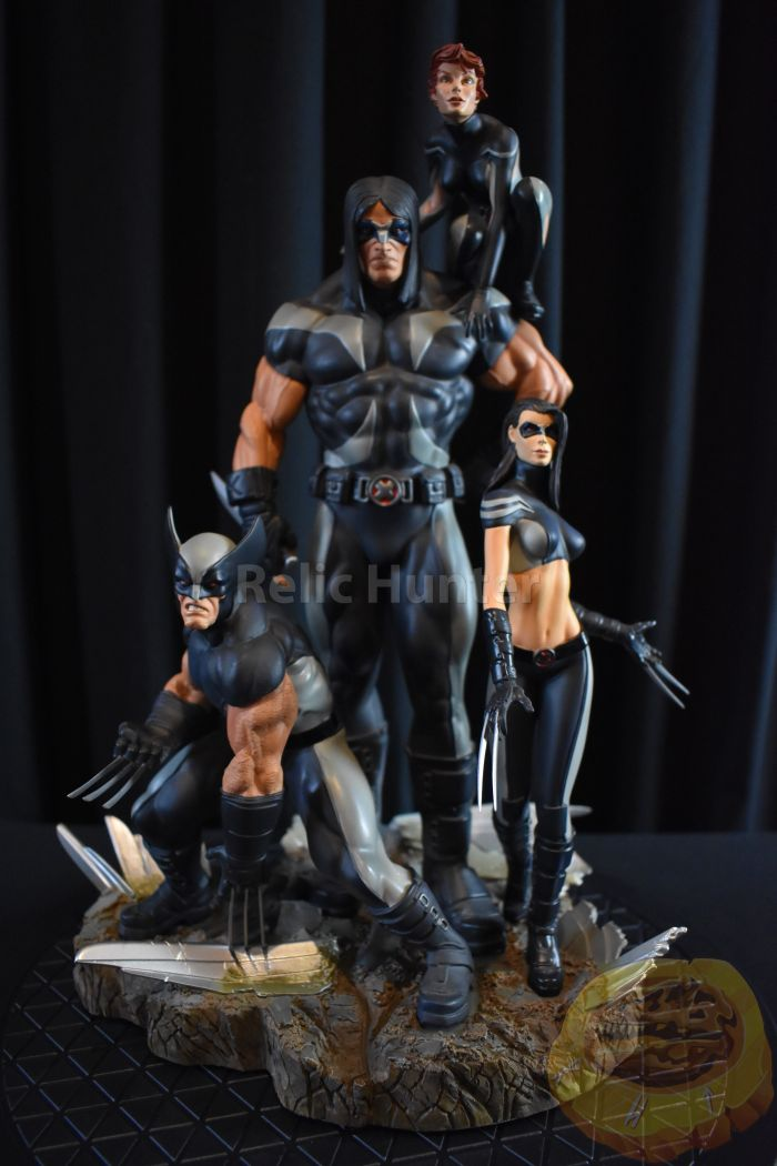 Sideshow Collectibles X-Force Dioráma
